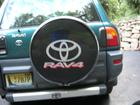 RAV4 Decal