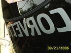 mirror image C5 corvette