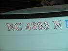 registration lettering