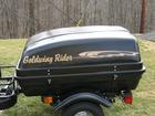 SIDE LETTERING AND STRIPES FOR OUR BIKE TRAILER