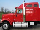 Custom Truck Letering