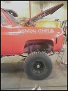 79 chevy mud racing truck