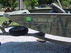 Duck/Gator hunting boat