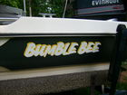 1978 Bumble Bee Bass Boat Restored