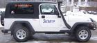 Security Jeep