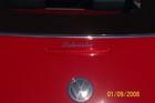 rear of my beetle