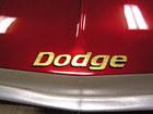 Dodge Lettering