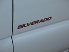 My 2007 Chevy Silverado Classic with the new Silverado logos from signspecialist.com