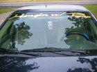 my windshield decal