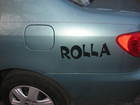 DECAL FOR MY COROLLA