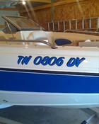 Boat Registration Numbers