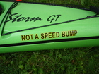 New decals for my kayak