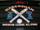 ALL-STAR BASEBALL DECAL