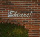 Exterior sign for beauty salon