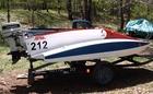 GT Pro class raceboat