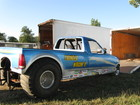 THUNDER WAGON II  2WD PULLING TRUCK