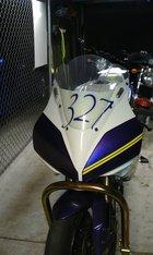 My Race bike
