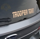 Trooper Tony - tribute for slain WSP Trooper who served in Kitsap County.