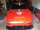 Nissan 240SX set up for SOLO racing with SCCA