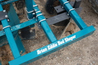Honorary Name on our farm implement