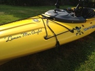 My fishing kayak needed a name and SignSpecialist was the perfect place to create it. Looks great!