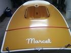 ྉ Barnett Butterfly Sailboat - 'Marcel'