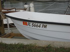 BOAT NUMBERS, NEW DINGHY
