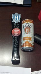 Hess Brewing Tap Handle Decal