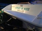 23' speed boat named
