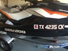 2014 Sea Doo Gti SE 155 Registration
