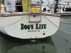 Dog's Life Boat Name