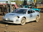 RACE CAR FOR EVE OF DESTRUCTION