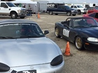 Miatas at Texas World Speedway