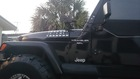 1997 Monster Jeep TJ