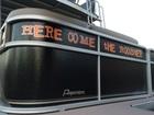 AiC custom font for boat name