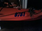 Kayak ready for MR340