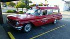 erwin funeral home 1960 pontiac ambulance