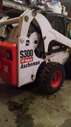 Last name on skid loader