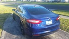 Rear Window Lettering on 2015 Ford Fusion