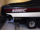 SONIC powerboat