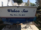 Purchased this not knowing if it ran. When I started it my wife said Wahoo, thus it became Wahoo Sue
