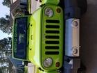 Lizard Queen Jeep decal
