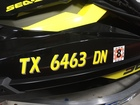 registration decals for Sea-Doo