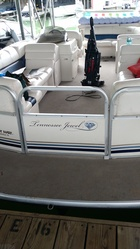 It looks wonderful!  Sorry about the vacuum in the background!  Clean up time on the boat!