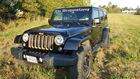 2014 Jeep  Wrangler JKU Dragon Edition - Nicknamed