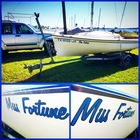 Sailboat Miss Fortune