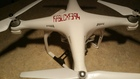 FAA numbers on Phantom Aerial Drone