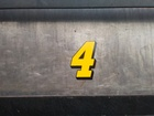New number on my truck