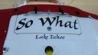 Boat Transom Lettering