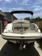 My new boat name
